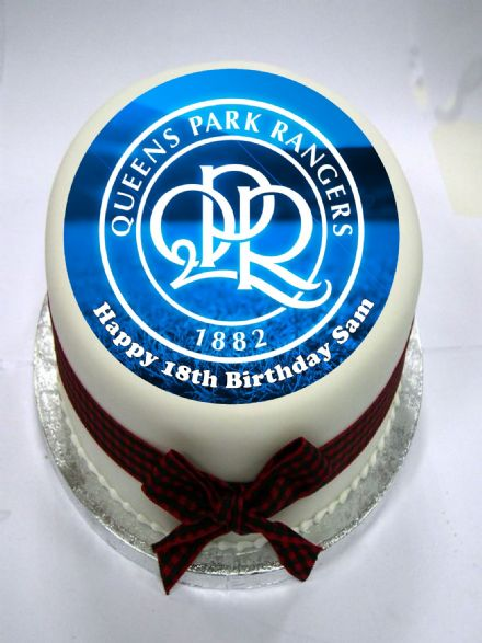 QPR Edible Cake Topper